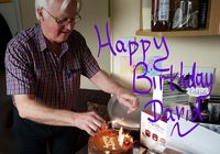 Happy Birthday David
