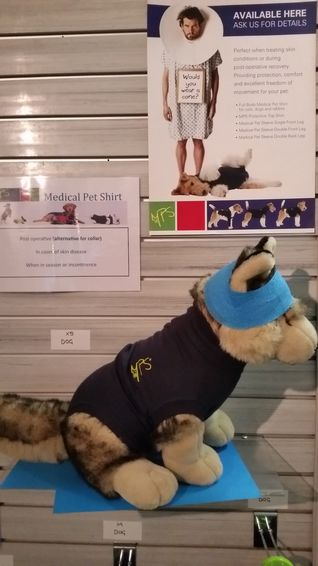 Medical Pet Shirts