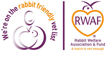 Rabit friendly vet logo small